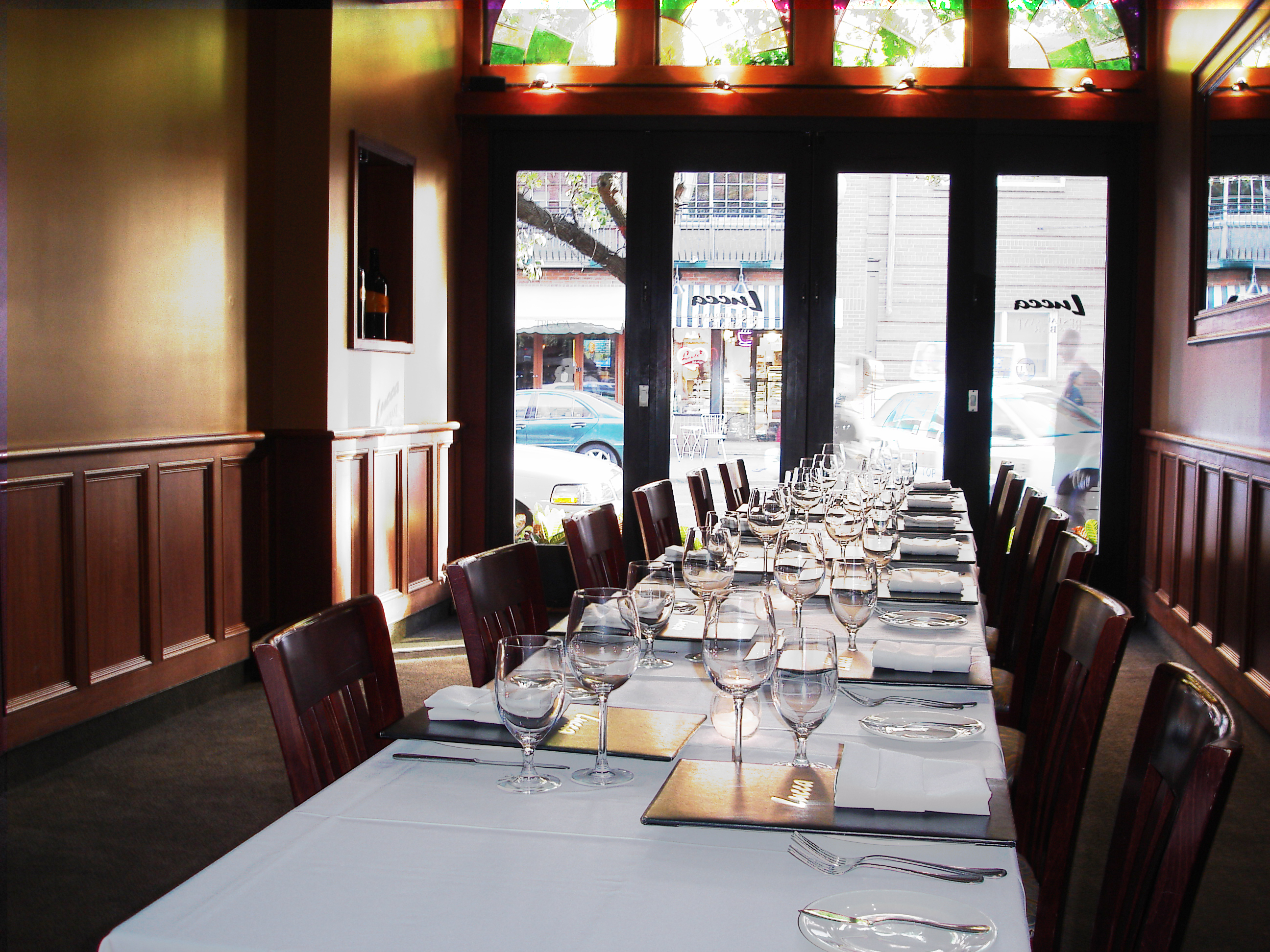 trios - Private Dining Room Boston